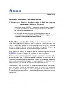 thumbnail of 131119 NdP Congreso Crédito y recobro