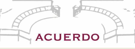 ACUERDO SERVICIOS JURIDICOS SL