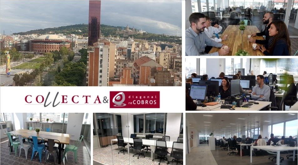NUEVA OFICINA DE COLLECTA EN BARCELONA