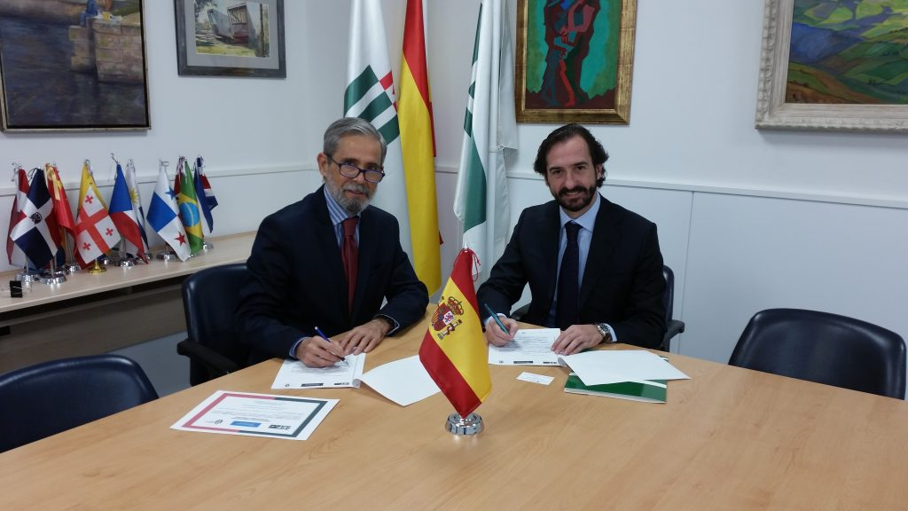CONVENIO ANGECO Y CEF-UDIMA
