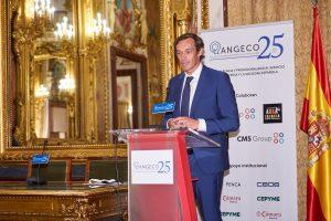 Alejandro Zurbano Presidente de ANGECO