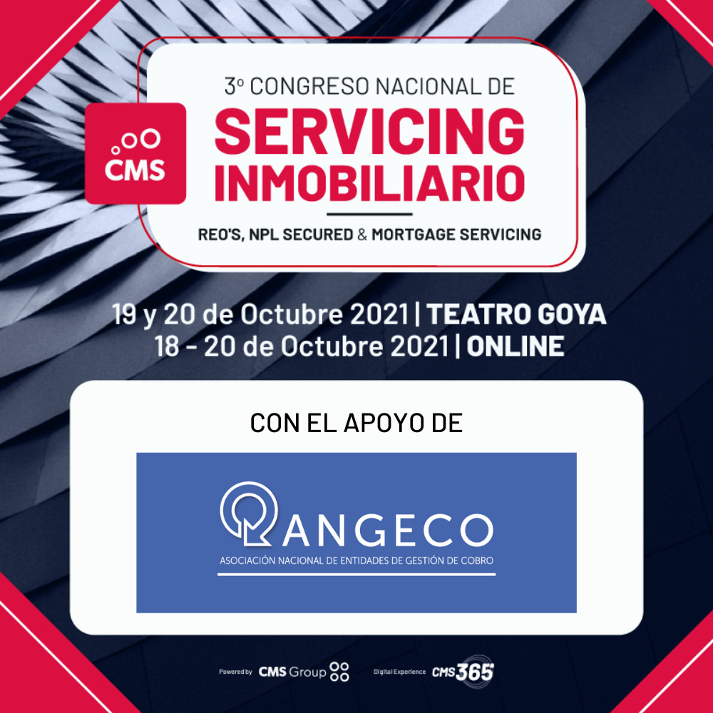 3er. Congreso Nacional de Servicing Inmobiliario