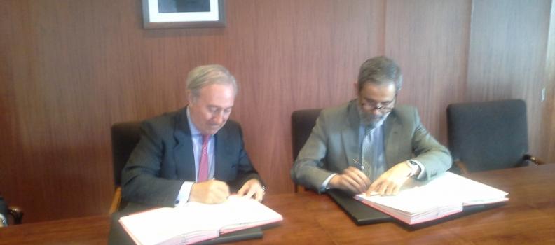ANGECO y el Club Cámara Madrid firman un acuerdo de colaboración