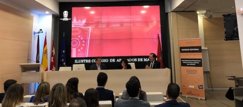 ADARVE CORPORACIÓN PONE A DEBATE LOS PROBLEMAS ACTUALES DE LA ADJUDICACIÓN EN PAGO