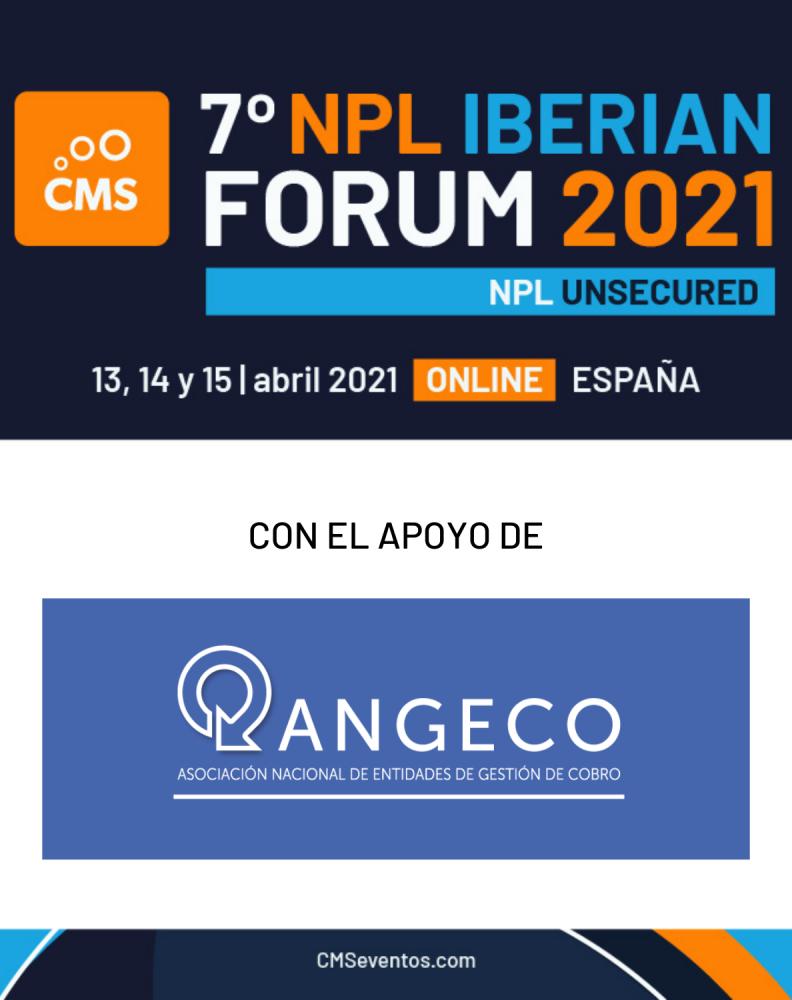 7ª edición del NPL Iberian Forum 2021