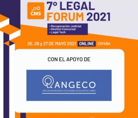 7ª edición del Legal Forum 2021