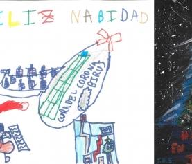 IIª Edición del Concurso de dibujo infantil ANGECO ¿Qué es para ti lo más importante de la navidad?