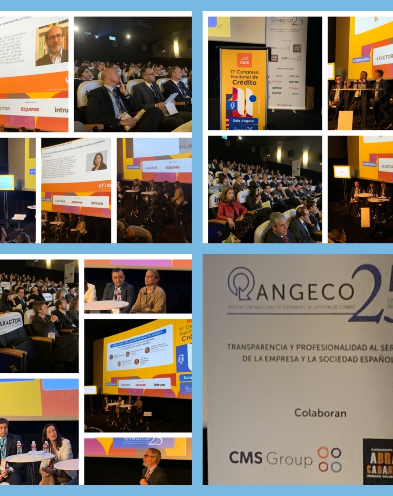 """""""SALA ANGECO"""" EN EL11º CONGRESO NACIONAL DE CRÉDITO"""