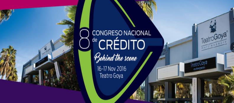 ANGECO estará presente en la 8ª edición del Congreso Nacional de Crédito en España