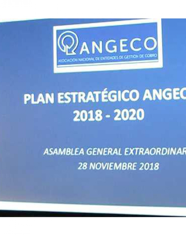 ASAMBLEA GENERAL EXTRAORDINARIA DE ANGECO