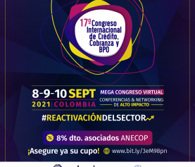 17º Congreso Internacional de Crédito Cobranza y BPO Colombia