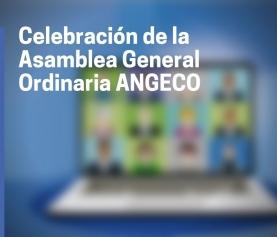 Celebración de la Asamblea General Ordinaria ANGECO