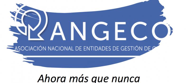 Carta del Presidente de ANGECO