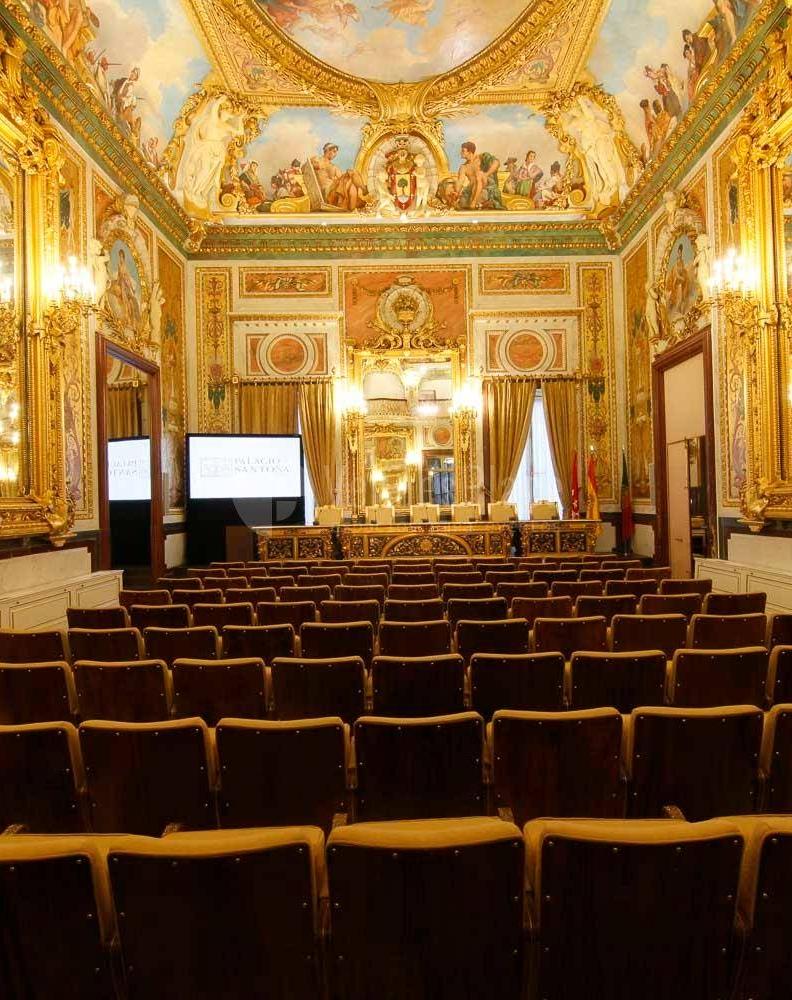 XXV Aniversario de ANGECO: acto 16 Octubre Palacio de Santoña, Madrid